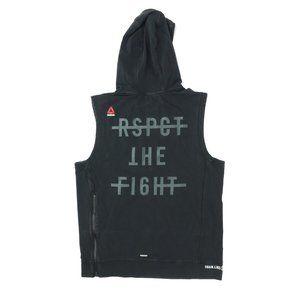 Reebok Crossfit Combat Respect the Fight Hoodie